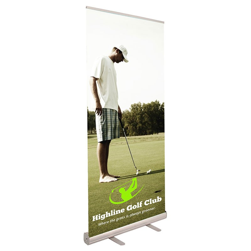 Banner Stands from DAOSbiz