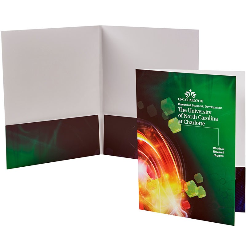 Presentation Folders from DAOSbiz
