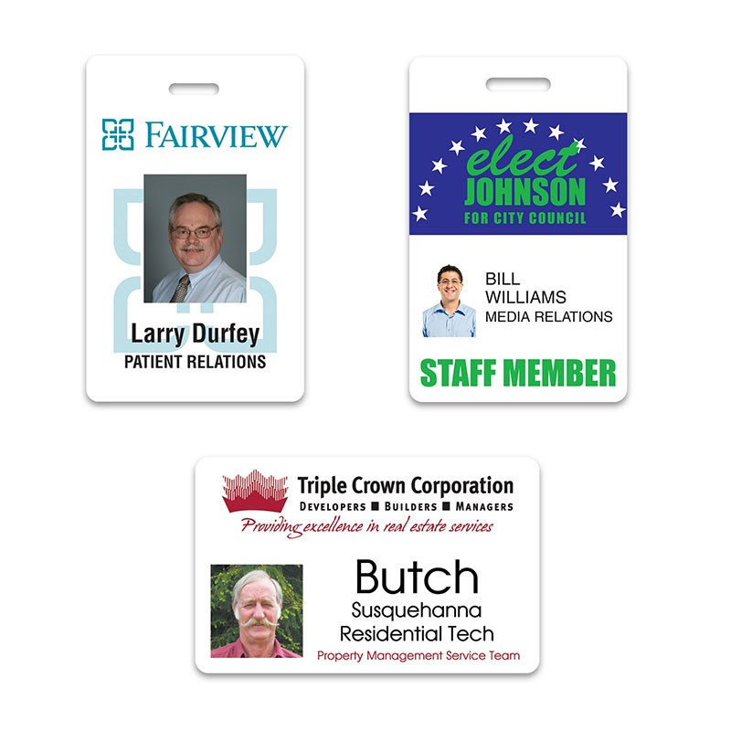ID Badges from DAOSbiz