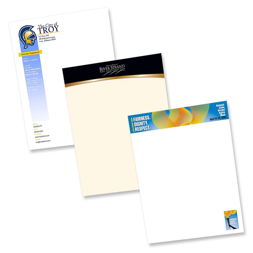 Letterhead from DAOSbiz
